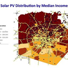 Stranded costs: Can the socioeconomic solar divide be bridged?