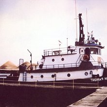 Tugboat Tangled In Mystery