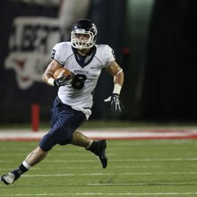 NFL Draft: Playing in New York a 'Giant' dream for Monmouth's Mike McLafferty