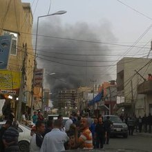 Islamic State Claims Bombing in Iraqi Haven of Erbil