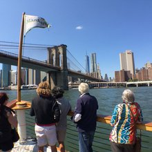Waterways offer deeper insights into New York City