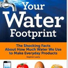 Sneak peak of my new book: Your Water Footprint