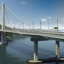 Wind, Water & Steel: The New Bay Bridge