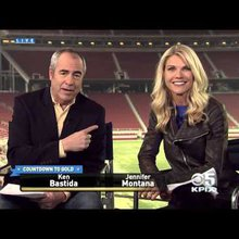 Countdown To Gold With Joe Montana And Jennifer Montana: Preparing For Super Bowl 50