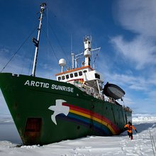 We can't let the Arctic 30 be our conscience