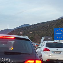 Crossing Europe's Frontiers #2: Pointless Pyrenean Traffic Jams