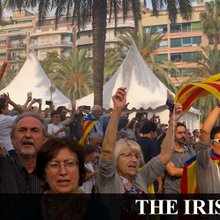 What's it like living in Catalonia after independence declaration?