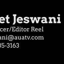 Geet Jeswani Producer/Editor Reel 2015