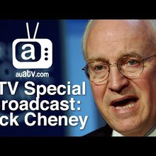 ATV Sits Down With Former Vice President Dick Cheney