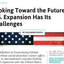 Looking Toward the Future: U.S. Expansion Has Its Challenges