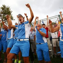 Solheim Cup Winners and Losers