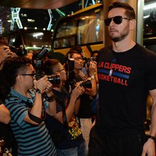 J.J. Redick Q&A: Clippers in China, CP3 and more