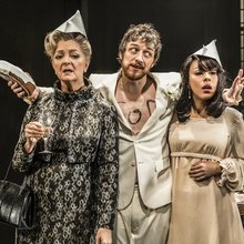 The Ruling Class review: James McAvoy is magnetic in caustic class comedy