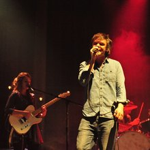 Idlewild live review at The Roundhouse, London: Happy to be here tonight