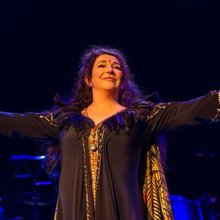 Kate Bush's return to the live stage after 35 years - first night review