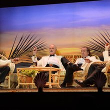 Monty Python Live (Mostly) review: Flying out on a high