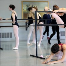 Summer Intensive at the American Repertory Ballet and Princeton Ballet School