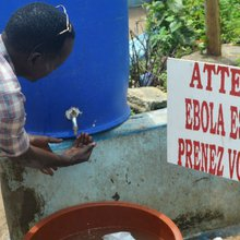 Tackling Ebola, One Broadcast at a Time
