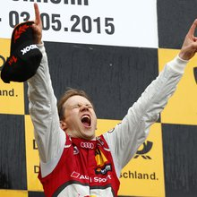 """DTM: Ekström storms to win at wet Hockenheim"""