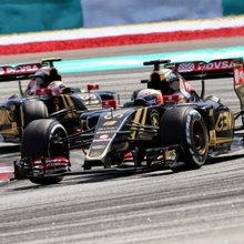 """F1: Lotus rue Malaysian struggles"""