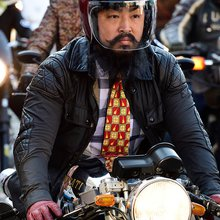 These Bikers Are Trying to Break Stereotypes About Masculinity and Mental Health