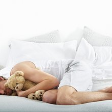 The Benefits of Cuddling with Inanimate Objects at Night