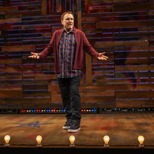 Colin Quinn Thinks It's Time for the United States to Break Up