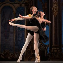 """""""Swan Lake"""" Scintillates as the Kings Gets a Dash of Ukraine Tradition - BKLYNER"""
