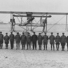 A landmark flight left the Rockaways 100 years ago