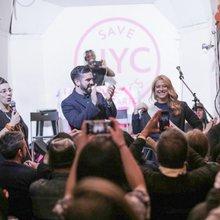 The Night Mayor's Job: 'I'm Loving Every Minute of It'