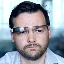 Google Glass Hands On - A Glimpse at the Future [VIDEO]