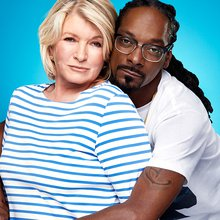 Martha Stewart and Snoop Discuss How To Be a Good Friend