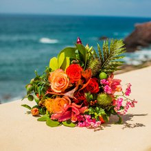 A Beachside Elopement in Mexico