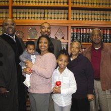 New families created during adoption event