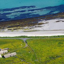 This remote Scottish island is coming back to life