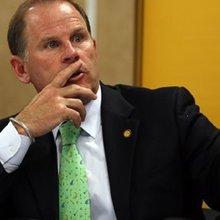 Missouri football players boycott until president Tim Wolfe resigns