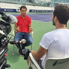 Rafael Nadal to teach the secrets of his success