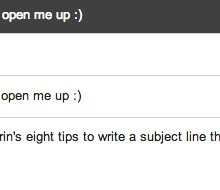 How to write email subject lines journalists will actually open