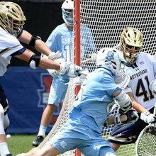 Tar Heels top Notre Dame 14-10, claim ACC men's lacrosse title