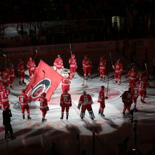 Koutroumpis: Traveling the Eye of the Storm with the Carolina Hurricanes - Triangle Sports Networ...