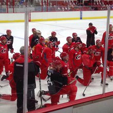 Koutroumpis: First stage of Carolina Hurricanes rebuild near completion - Triangle Sports Network