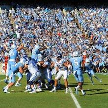 ACC Football: Duke 27, UNC 17 - Triangle Sports Network