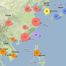 Who Supplies Apple? (It's Not Just China): An Interactive Map | ChinaFile