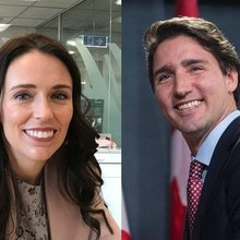 Ardern's potential to be a celebrity leader