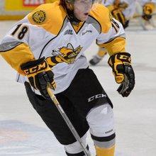 Matthews kid Bryan Moore chases NHL dreams
