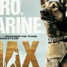 War dog movie 'Max' honors four-legged troops