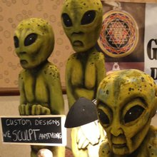 Largest UFO convention in Arizona through Feb. 22