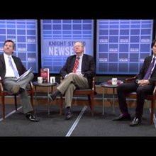 Video: Newseum's Inside Media: Press Access to the Obama White House