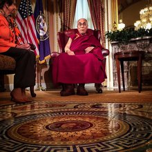 If You Can't Join 'Em, Outshoot 'Em: Dharapak, AP Take On White House Over Dalai Lama