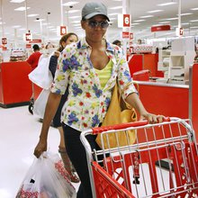 EXCLUSIVE PHOTOS: Michelle Obama's Target trip: Critics take aim